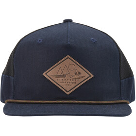 Hippy Tree Paragon Bonnet Homme, navy
